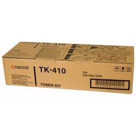 KYOCERA /Тонер-картридж TK-410/ черный