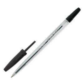 Ручка шариковая EСONOMIX STANDARD/черная