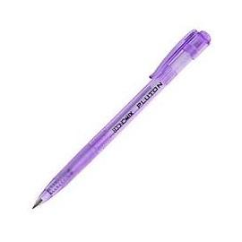 Ручка шариковая автоматическа PLUTON /синяя