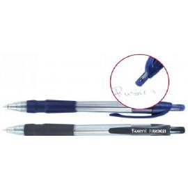 Ручка шариковая автоматическая AXENT FUSION/синяя