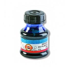 Чернило для пера KOH-I-NOOR 50мл./синее