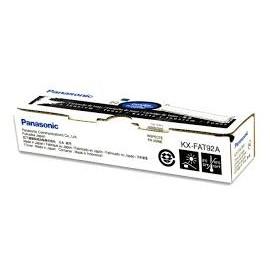 Panasonic /новый тонер-картридж KX-FAT92/ черный