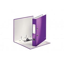 Папка-регистратор/А4/70мм/стандарт/фиолетовая