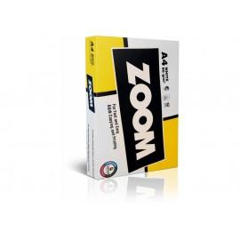 Папір офісний білий ZOOM/А-клас/1 пачка/А-4/80г/500 аркушів