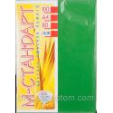 Папір кольоровий насичений М-Стандарт/зелена/100ар./80г/м