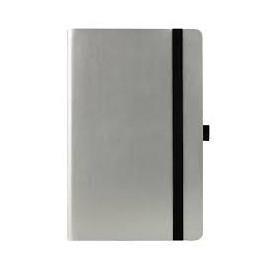 Щотижневик 2020/А5/AXENT Partner Flex/125*195/срібний