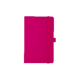 Щотижневик напівдатований 2020/А5/AXENT Partner Flex/125*195/рожевий