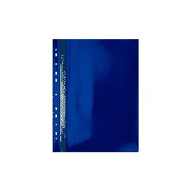 Швидкозшивач/пластик/синій