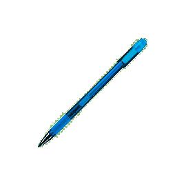 Ручка гелева/AXENT/Student/синя/AG1071/пиши-зітри