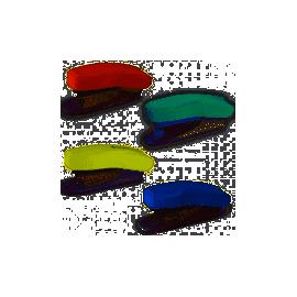 Степлер/25ар./скоби№24-6/Kangaro Trendy 35/асорті