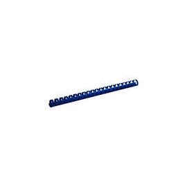 Пружина пласмасова/6мм/100шт./синя