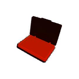 Подушка штемпельна /90*50мм/красна/9051