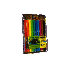 Фломастери 7550/06 ТП/CENTROPEN/набір 10 шт.