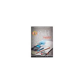 Альбом для пастелі, 20 арк., А4, 220 г/м2 (ескіз)