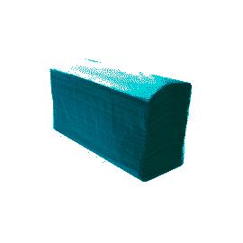 Рушник папер. 2-шаровий Z  ЕCO білий 22х22,5см 160л (20шт)  арт.ERN001