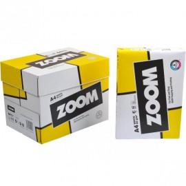 Папір офісний білий ZOOM/С-клас/5 пачек/А-4
