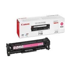 CANON 718 color / magenta